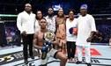 UFC 243: Adesanya noquea a Whittaker y es nuevo rey del peso mediano