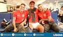 Selección Peruana llegó a Montevideo para el amistoso ante Uruguay [VIDEO]