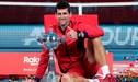 Novak Djokovic campeonó en Tokio y estiró su diferencia sobre Rafael Nadal en la pelea por el N°1 del ranking ATP
