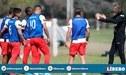 Perú vs Uruguay: Ricardo Gareca ensayó nuevo once titular con varios cambios