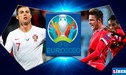 EN VIVO| Portugal vence 1-0 a Luxemburgo: con Cristiano Ronaldo por las clasificatorias Eurocopa 2020