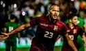 Venezuela goleó 4-1 a Bolivia en Amistoso por fecha FIFA [VIDEO GOLES]