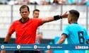 Universitario vs. Sporting Cristal: Victor Hugo Carillo arbitrará el duelo en el Monumental