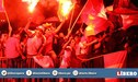 ¡Se armó la fiesta! Hinchas peruanos realizaron tradicional banderazo previo al Perú vs. Uruguay [VIDEO]