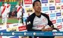 """Nolberto Solano luego de la goleada a la Sub 23: """"En el primer tiempo no estuvimos mal"""""""