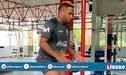 Selección Peruana: Jefferson Farfán regresa al país y entrena en la Videna  [FOTO]