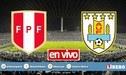 Perú vs Uruguay EN VIVO: 'Blanquirroja' cae 1-0 en el Centenario de Montevideo
