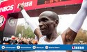 Eliud Kipchoge corrió maratón en menos de 2 horas, pero su marca no será reconocida de forma oficial [VIDEO]