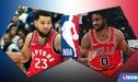 Toronto Raptors vs Chicago Bulls EN VIVO: amistoso de pretemporada NBA