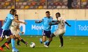Universitario y Cristal se repartieron puntos en el Monumental tras 0-0