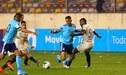 Universitario sigue en la punta del Clausura tras empate 0-0 con Cristal [RESUMEN]