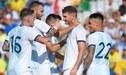 ¡Un baile! Argentina goleó 6-1 a Ecuador en amistoso internacional por Fecha FIFA [RESUMEN]