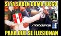 Perú vs Uruguay: Repasa los hilarantes memes que dejó el empate [FOTOS]