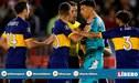 Boca vs River: Conmebol dispuso una multa para el cuadro 'xeneize' por la primera semifinal de Copa Libertadores