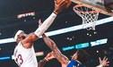 Lakers, con Lebron James y Anthony Davis, venció otra vez a los Warriors en amistoso NBA [VIDEO]