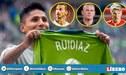 ¿Quién vende más camisetas? Zlatan, Rooney, Schweinsteiger o Ruidíaz