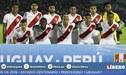 ¿Qué canales tienen los derechos de transmisión de la Selección Peruana en las Eliminatorias a Qatar 2022?
