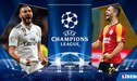 Real Madrid vs Galatasaray [EN VIVO] por la fase de grupos de la Champions League