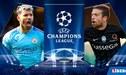 Manchester City vs Atalanta EN VIVO ESPN 3: alineaciones por Champions League