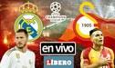 Real Madrid vs Galatasaray [ESPN EN VIVO] Ver Grupo A por la Champions