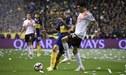 River 2-1 Boca Juniors: Resumen, goles y video por Copa Libertadores