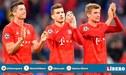 Bayern Munich perderá a Lucas Hernández por grave lesión en la Champions League [VIDEO]
