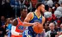 Thunder fue más que Warriors y los derrotó 120-92 por la NBA [RESUMEN]