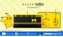 Pokémon | ¡Razer lanzará mouse y teclados de Pikachu!