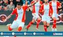 Sergio Peña jugó todo el partido con el Emmen, pero fue eliminado de la Copa de Holanda [VIDEO]