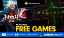 Estos son los juegos gratis que llegarán a Playstation Plus