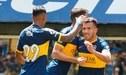 Boca Juniors aplastó por 5-1 a Arsenal por la jornada 12 de la Superliga Argentina