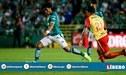 Con Edison Flores: Morelia empató 1-1 ante León por Liga MX