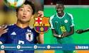 Barcelona interesado en fichar a dos de las figuras del Mundial Sub 17 [VIDEO]