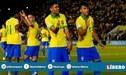 Brasil venció 3-2 a Chile y avanzó a cuartos de final del Mundial Sub-17