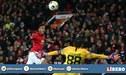 Manchester United goleó 3-0 al Partizan por la Europa League [RESUMEN Y GOLES]