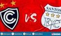 Cienciano vs. Santos EN VIVO: fecha, horario y canales del partido clave por la Liga 2