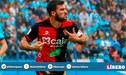 Cristal vs. Melgar: Bernardo Cuesta pone el gol del 1-1 para los equipeños [VIDEO]