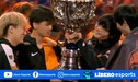 ¡FunPlus Phoenix es el campeón del mundial de League of Legends!
