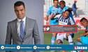 Alianza Lima vs Binacional: Comentarista de 'Gol Perú' es víctima de cruel broma en plena transmisión
