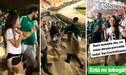 Brasileña se infiltra en la barra rival, graba una historia de Instagram y termina golpeada [VIDEO]
