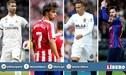 Supercopa de España: Real Madrid vs. Valencia y Barcelona vs. Atlético Madrid en semis [FOTO]