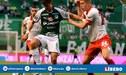 Deportivo Cali vs Santa Fe [Win Sports EN VIVO]: El 'Verdiblanco' adelanta 1-0 por el cuadrangular final de la Liga Águila