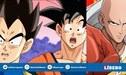 Dragon Ball Super: Artista de One Punch Man cambia de imagen a Gokú y Vegeta [FOTOS]