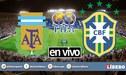 Con gol de Messi, Argentina venció 1-0 a Brasil en Arabia Saudita [RESUMEN, GOLES y VIDEO]