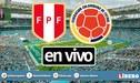 Perú vs Colombia [Movistar Deportes EN VIVO] 0-0 Amistoso Fecha FIFA