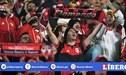 Hincha de Flamengo fue detenido en Lima porque su pasaporte estaba por vencerse [FOTO]