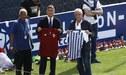 Alianza Lima le dio camiseta oficial a River en Matute, pero recibió una de entrenamiento [FOTOS]