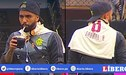 River vs Flamengo: Gabigol y plantel del 'mengao' lucieron con camiseta de Universitario [VIDEO]