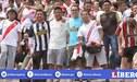 Hinchas de Cristal, Universitario y Alianza se unieron en la final de la Libertadores [FOTOS]