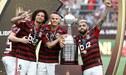 ¡Gracias Alianza Lima! Torcedor de Flamengo agradeció a íntimos por título de la Copa Libertadores [VIDEO]
